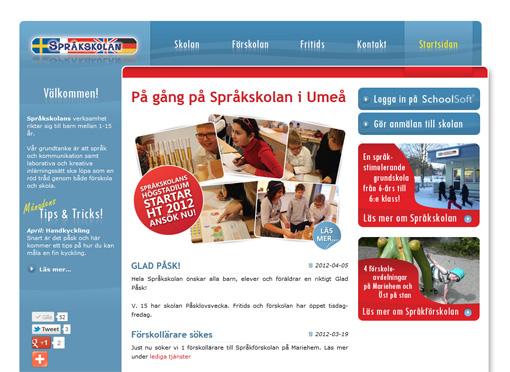 Språkskolan i Umeå