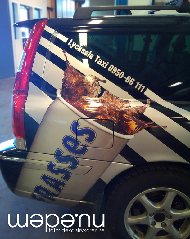 Lycksele Taxi / Frasses 2